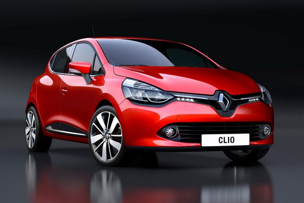 The new Renault Clio