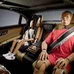 Mercedes inflatable seat belt technology