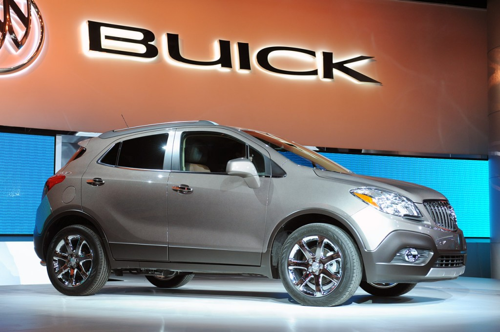 Buick Encore 2013