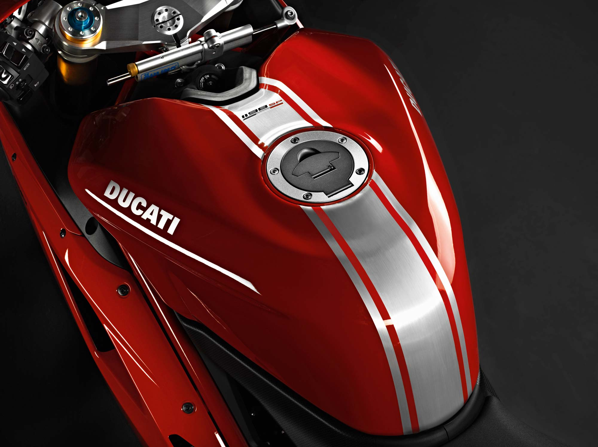 Ducati will stay Ducati, Audi says