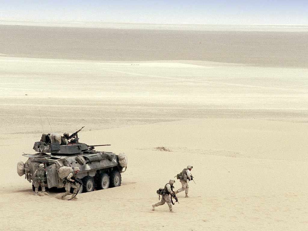 U.S. military is in search of a new all-purpose vehicle
