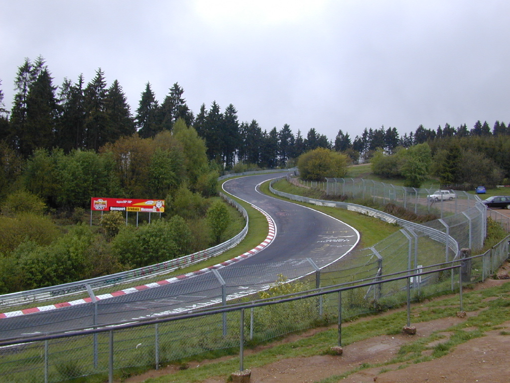 Nurburgring may be going under