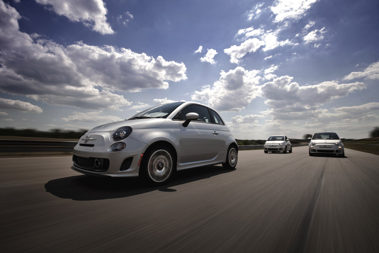 The Fiat 500 Turbo is official