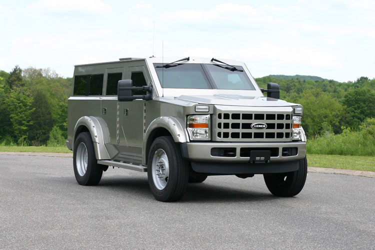 The rise of personal armored vehicles - Travel Blog