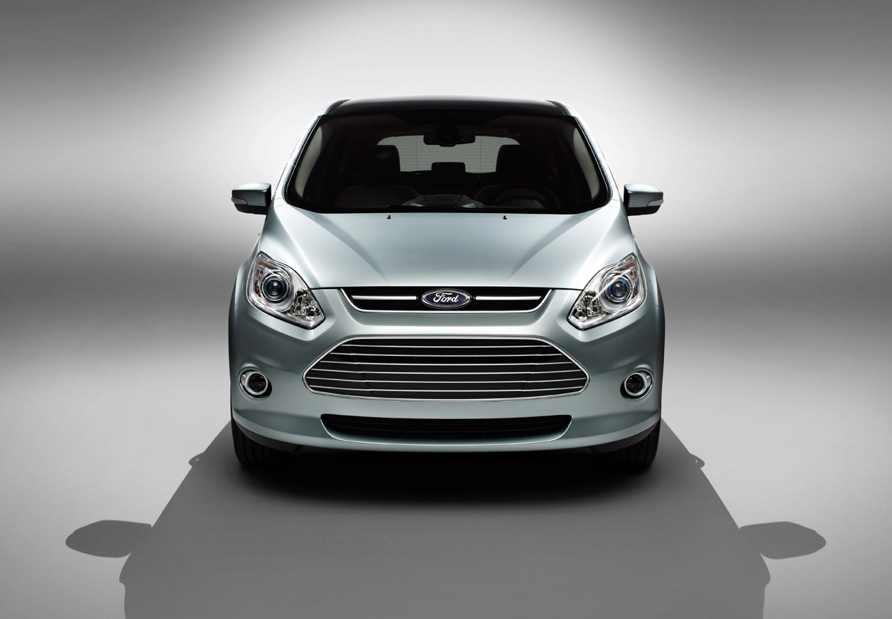 Ford&#8217;s C-Max Energi plug-in hybrid