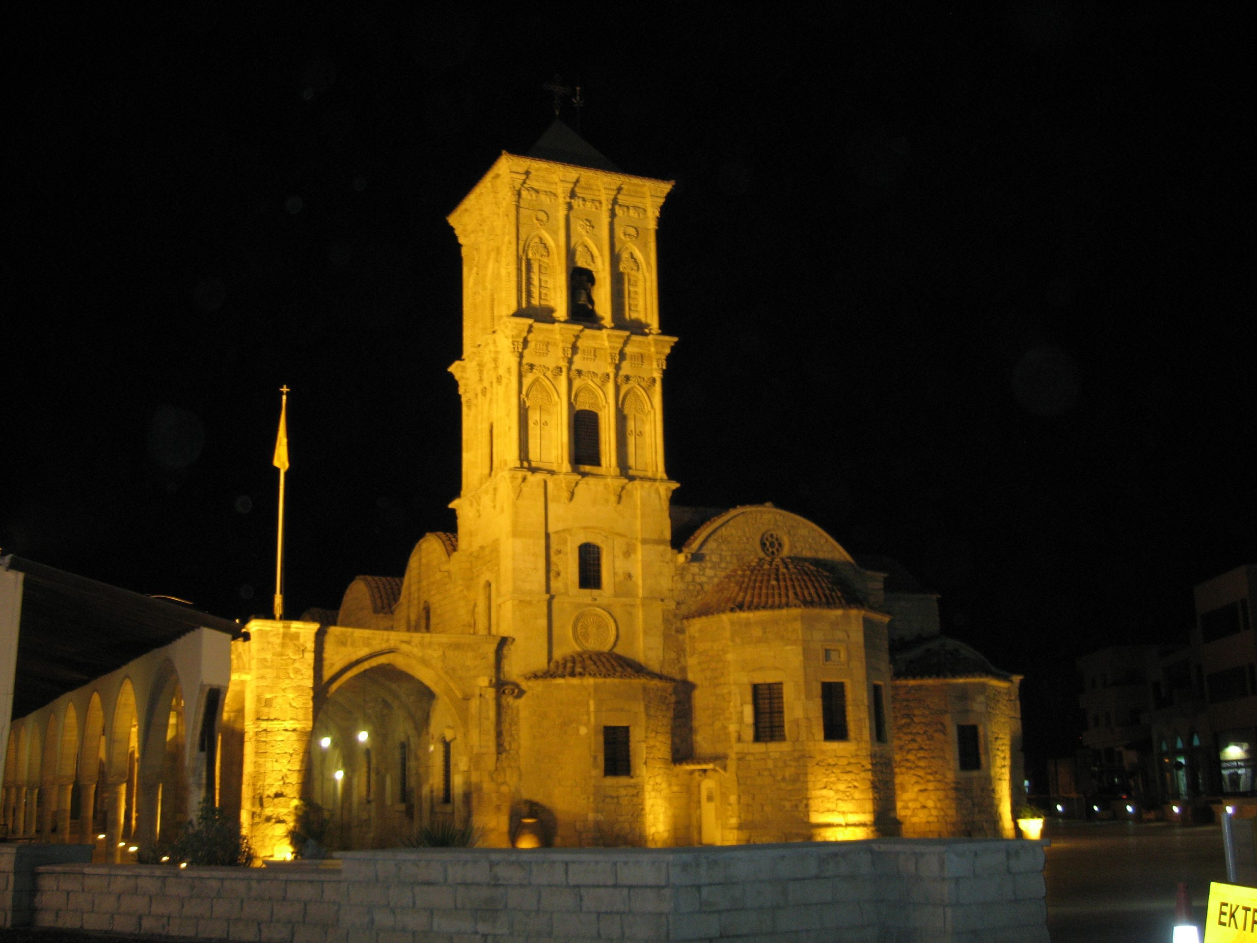 Larnaca travel and tips