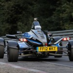 Formula Ford road-legal race car