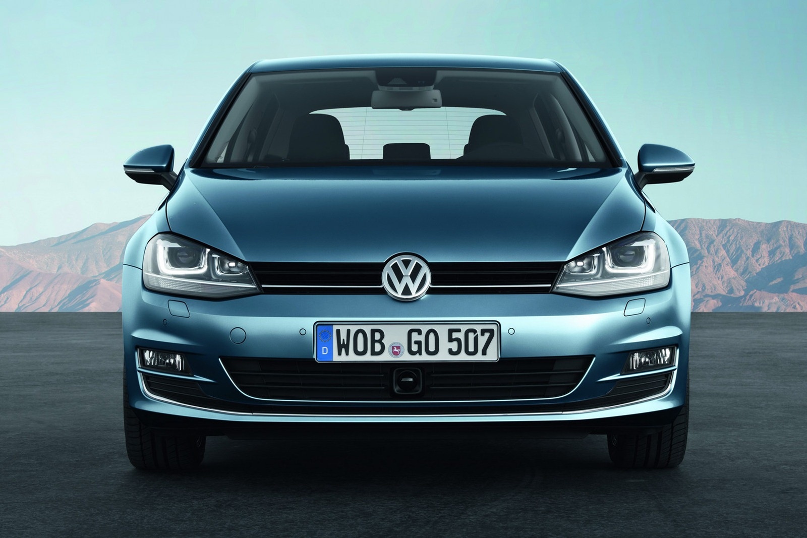 Volkswagen is going 'carbon' for the Golf GTI