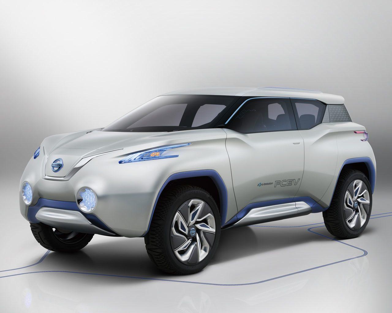 Nissan is ready for hydrogen