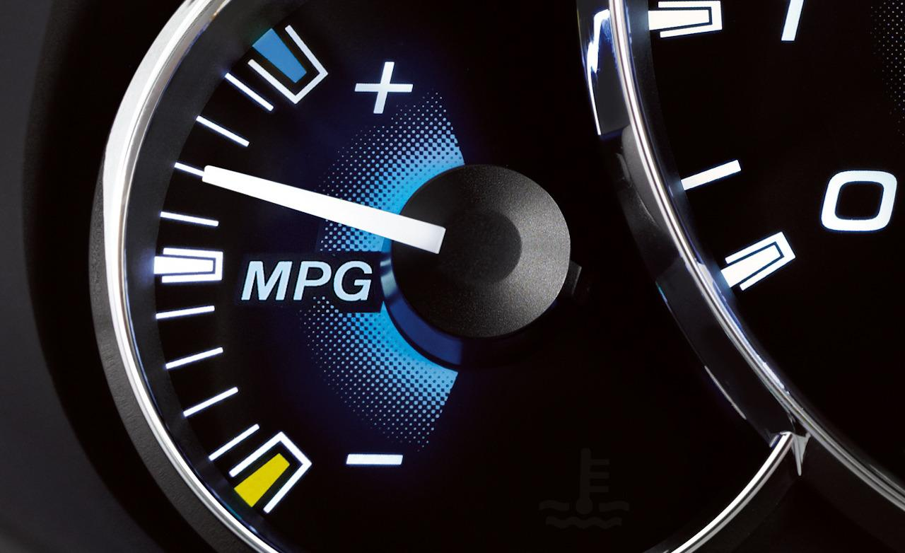 Miles per gallon is taking over from horsepower