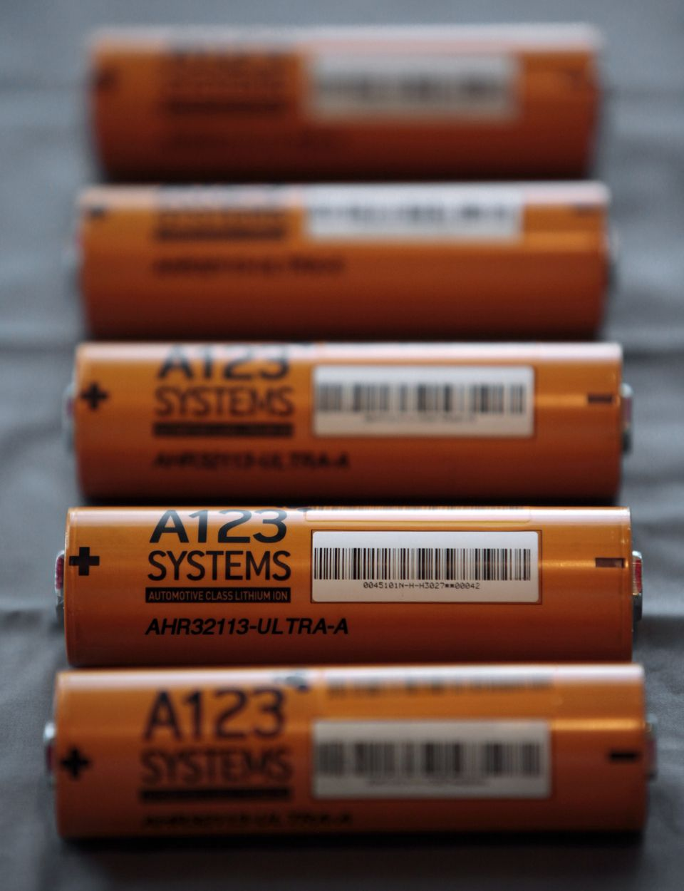 A123 Systems has filled for Chapter 11 bankruptcy