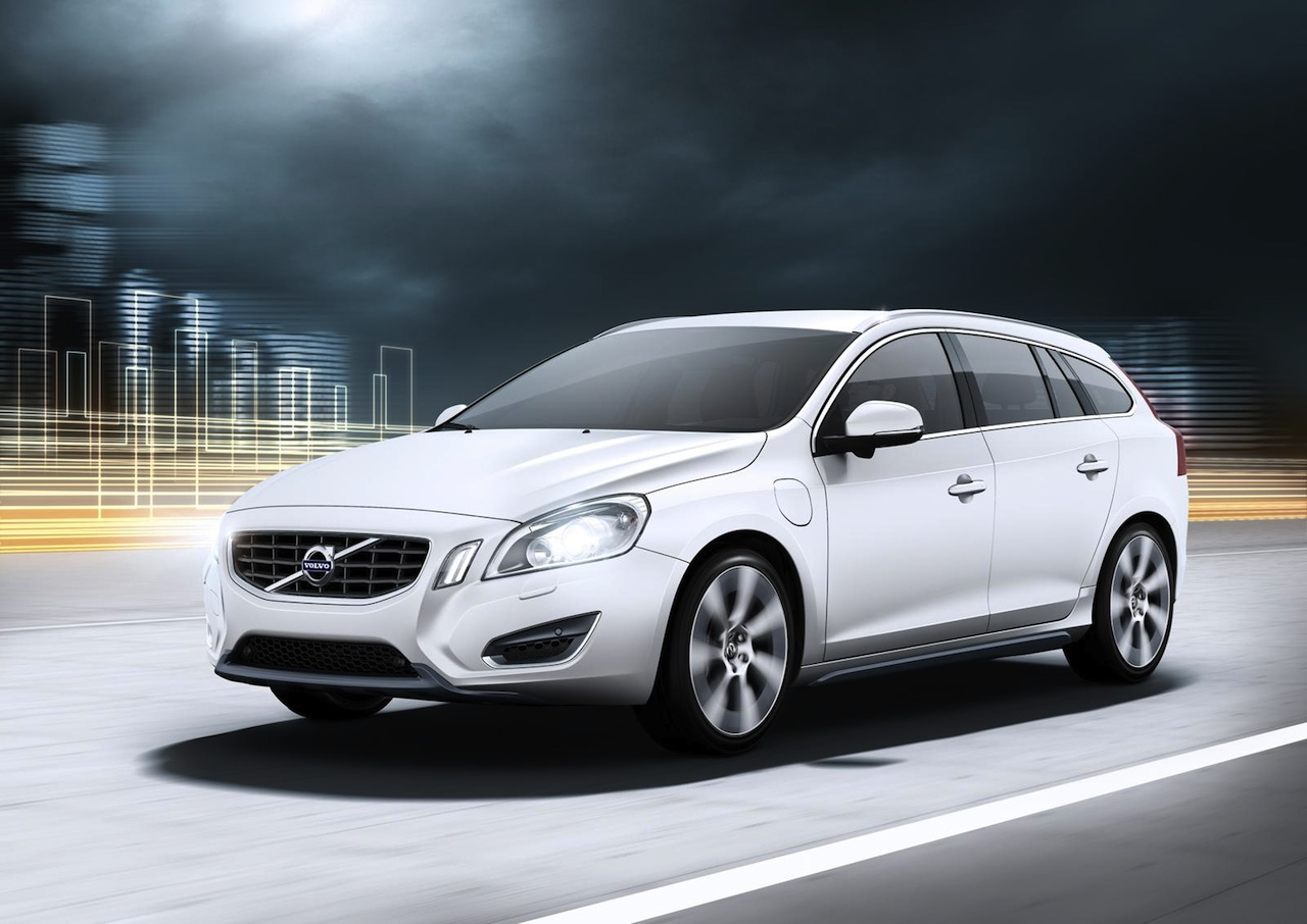 Volvo sold out the V60 Plug-in Hybrid