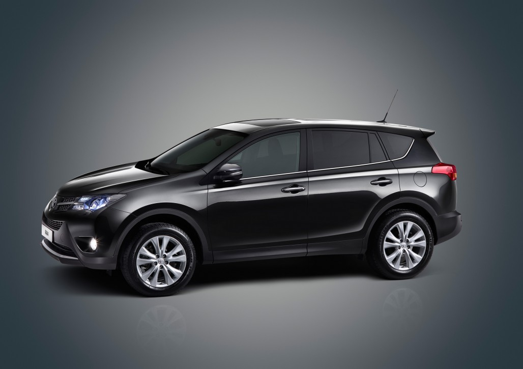 Toyota confirmed diesel powered RAV4