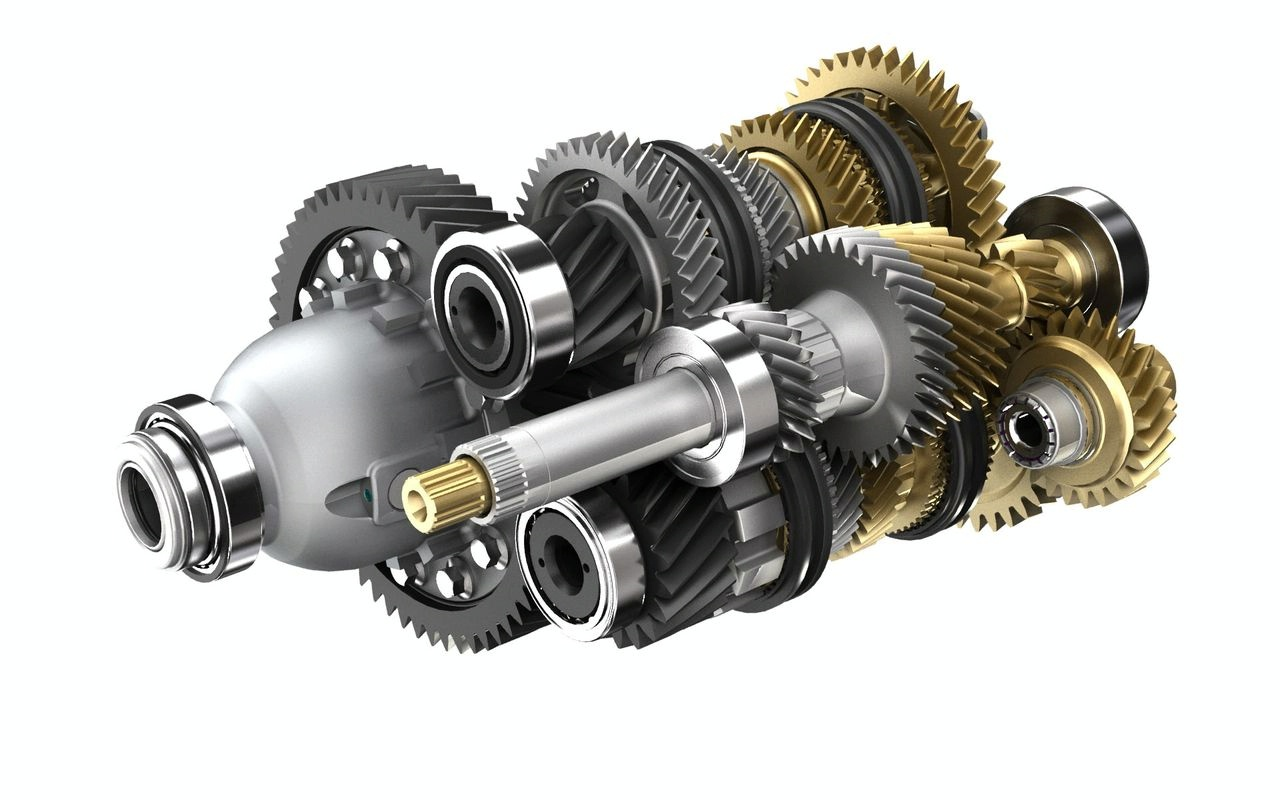 How a dual clutch works