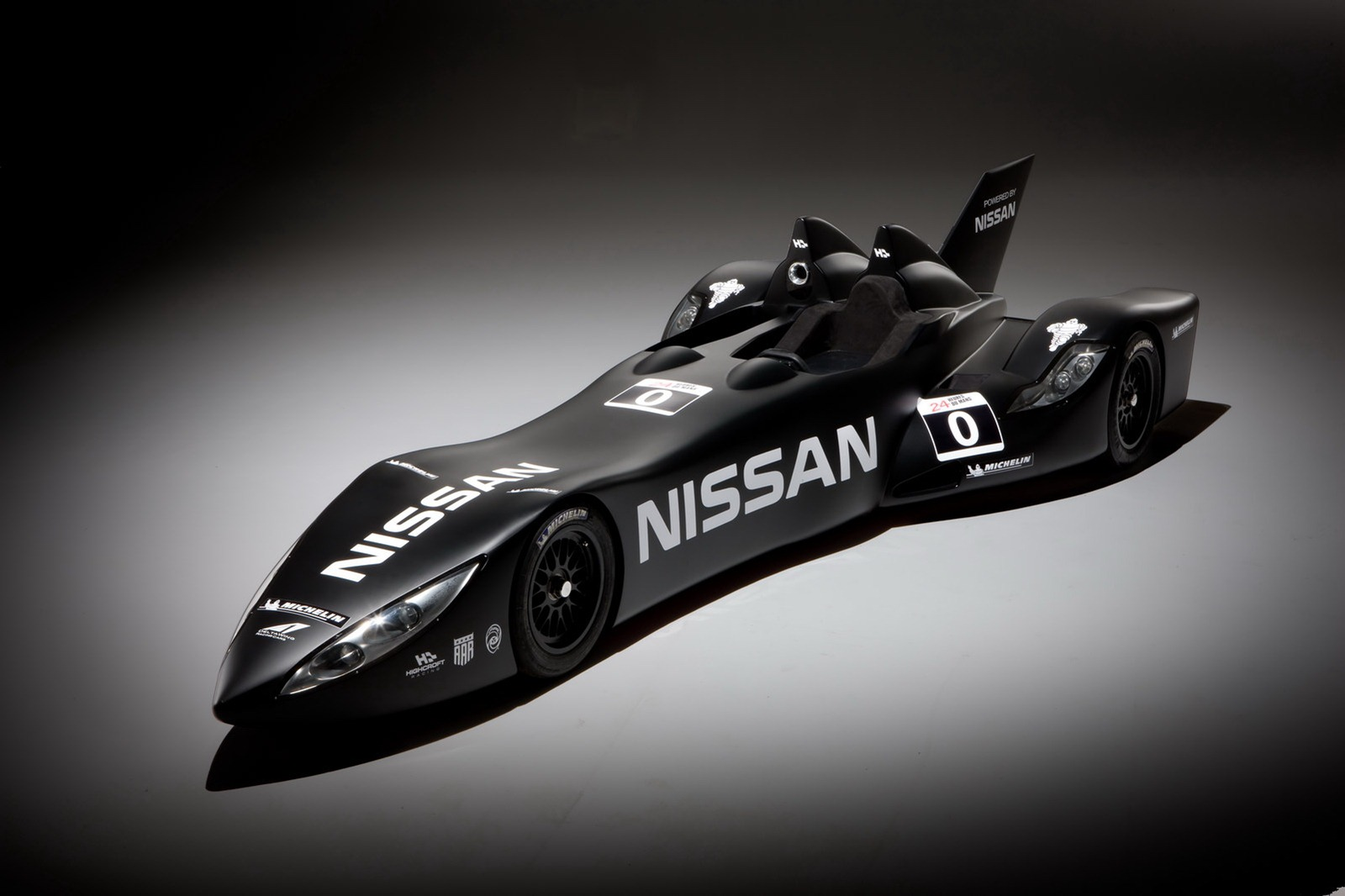 The Nissan DeltaWing