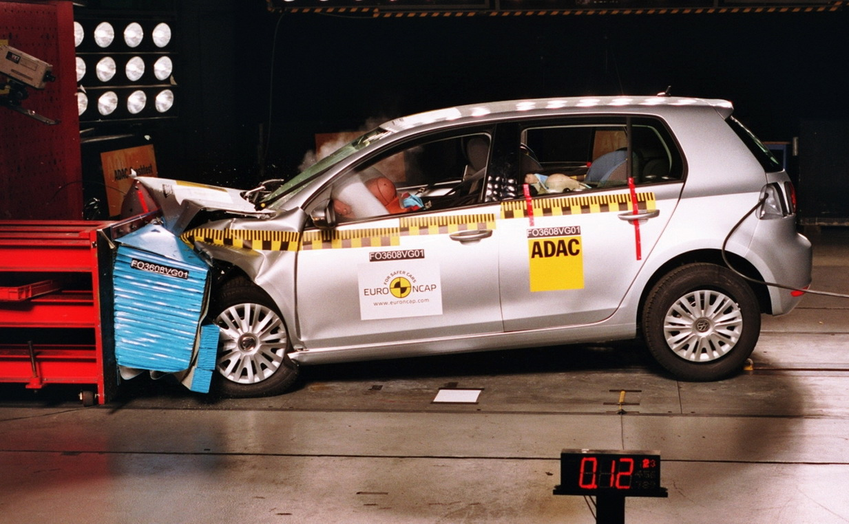 Euro NCAP praises Ford, Mercedes and Volkswagen vehicles