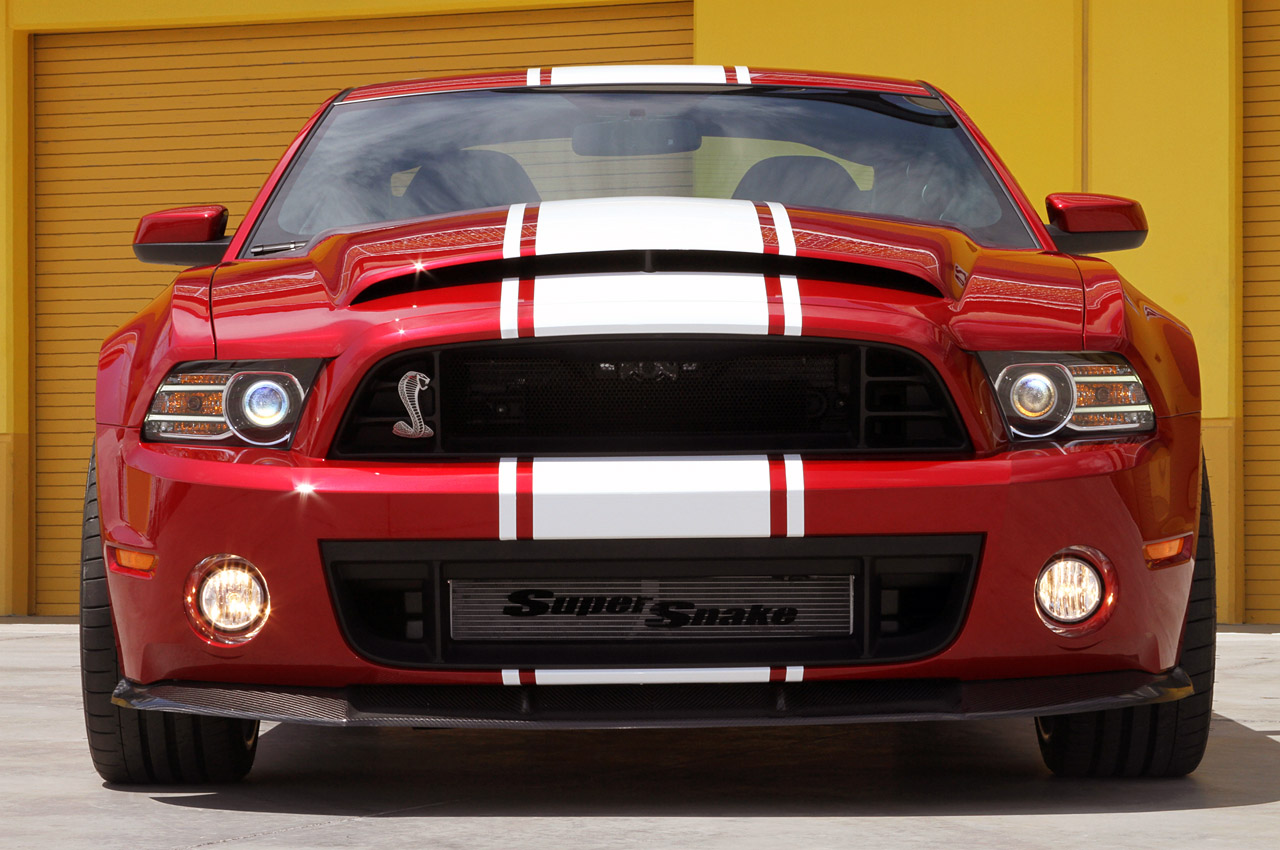 Shelby Super Snake Wide Body and Focus ST are here
