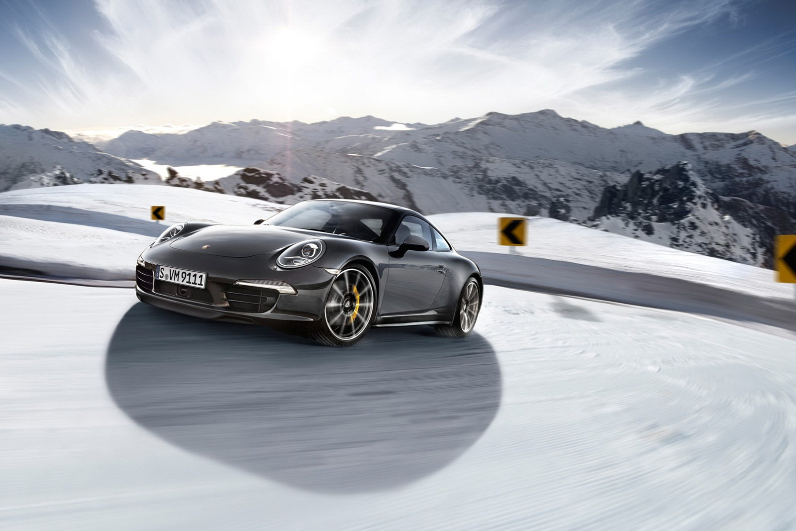 Porsche is celebrating 50 years of the 911