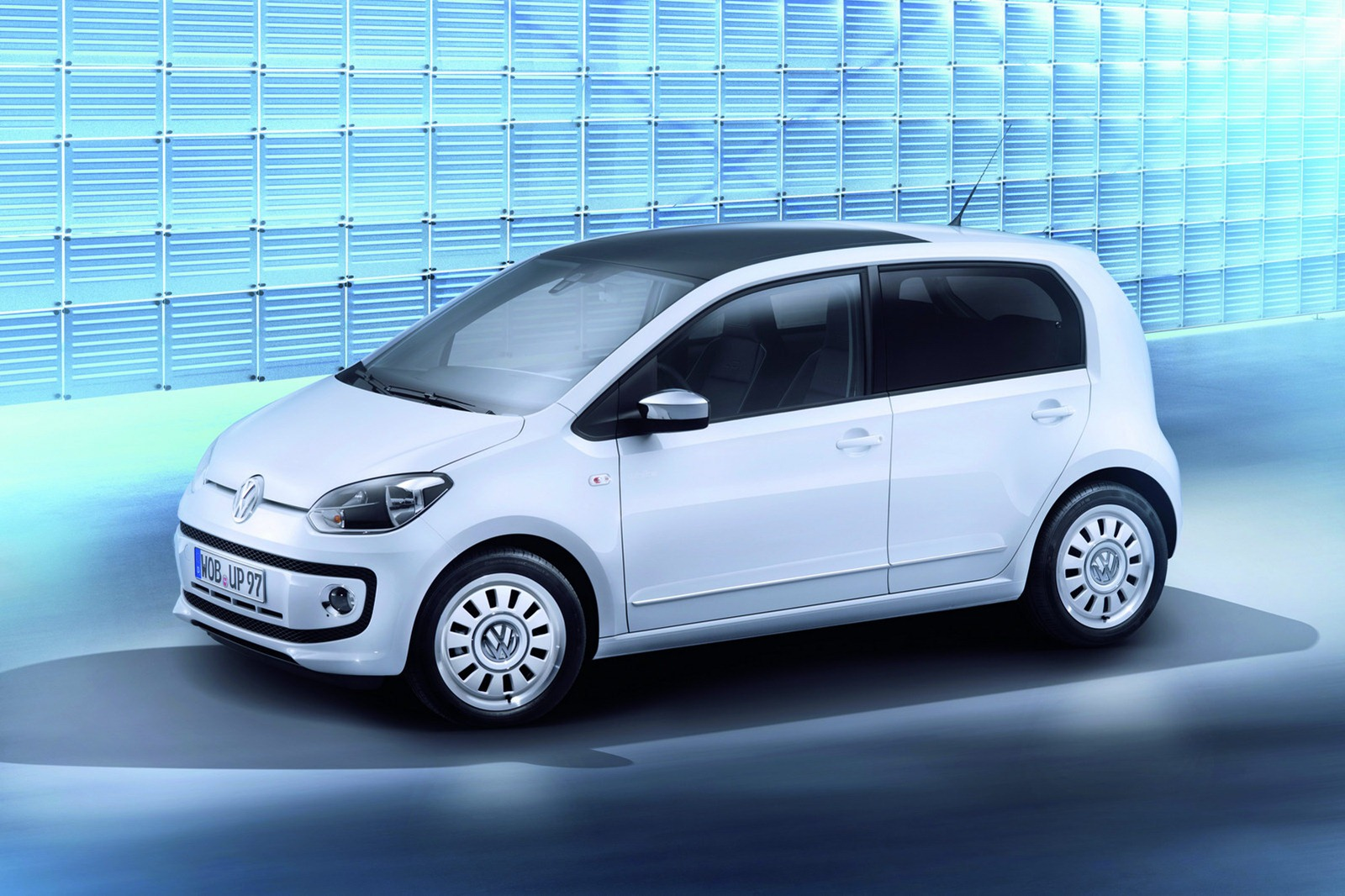 Volkswagen Up! gets XL 1 tech