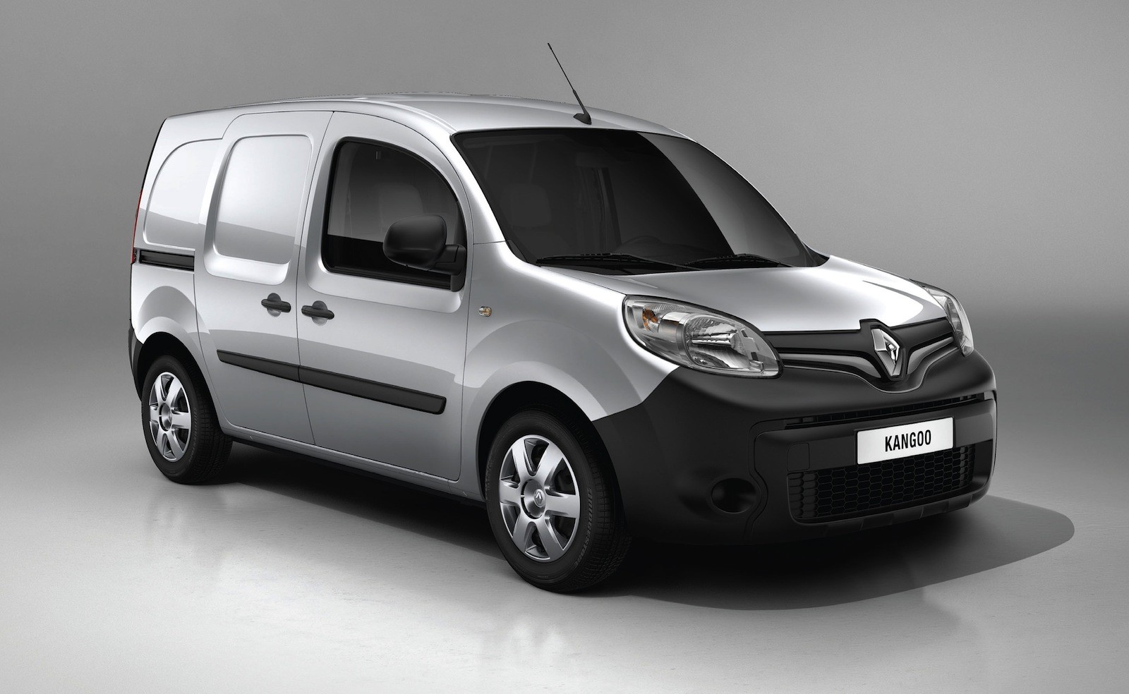 Renault Kangoo gets a facelift