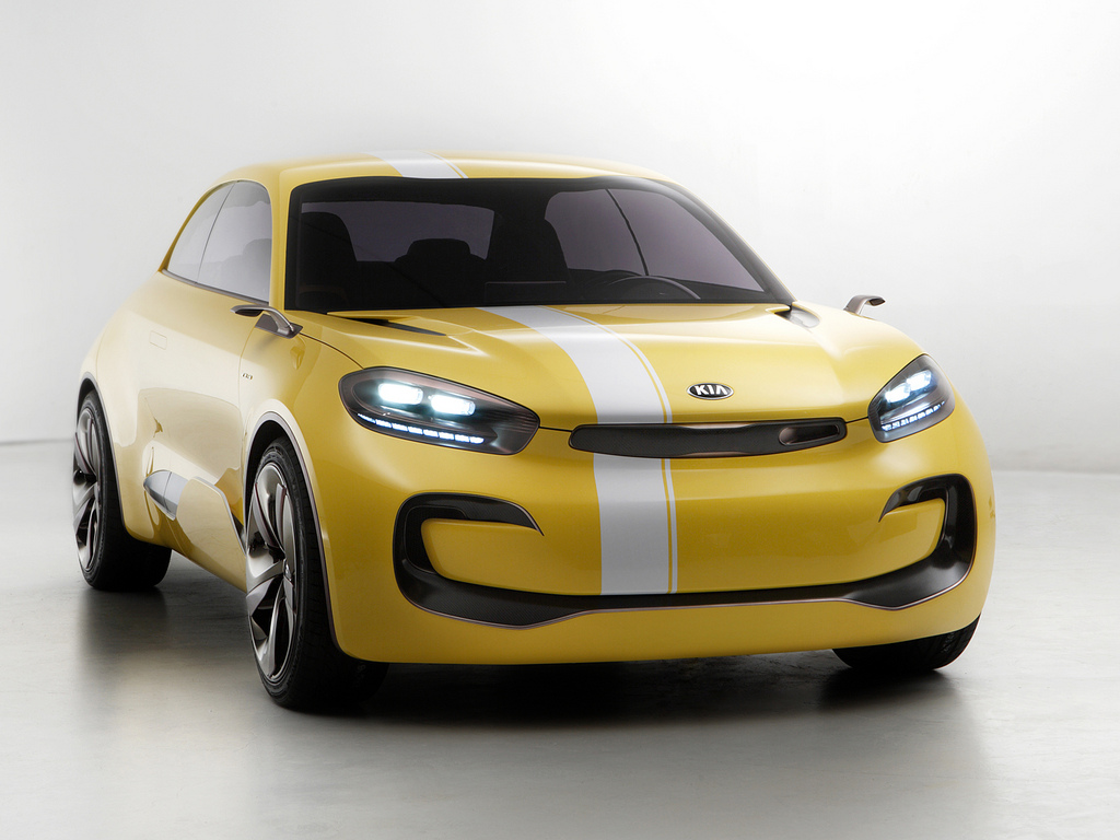 New Kia Cub concept revealed