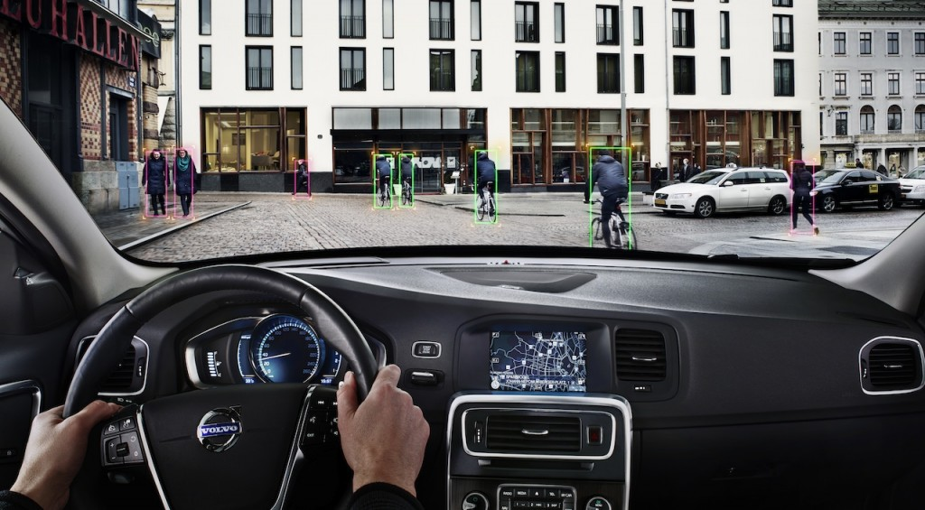 Volvo-cyclist-detection