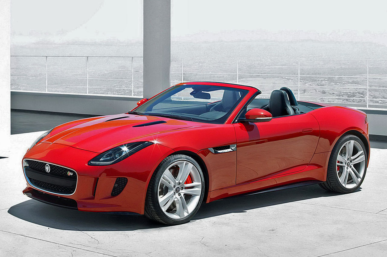 Expansion plans for Jaguar F-Type