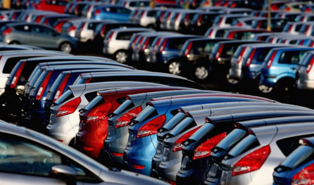 New car sales in Europe reaching 20-year low