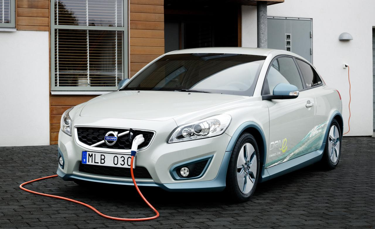 Volvo C30 Electric cuts charge time