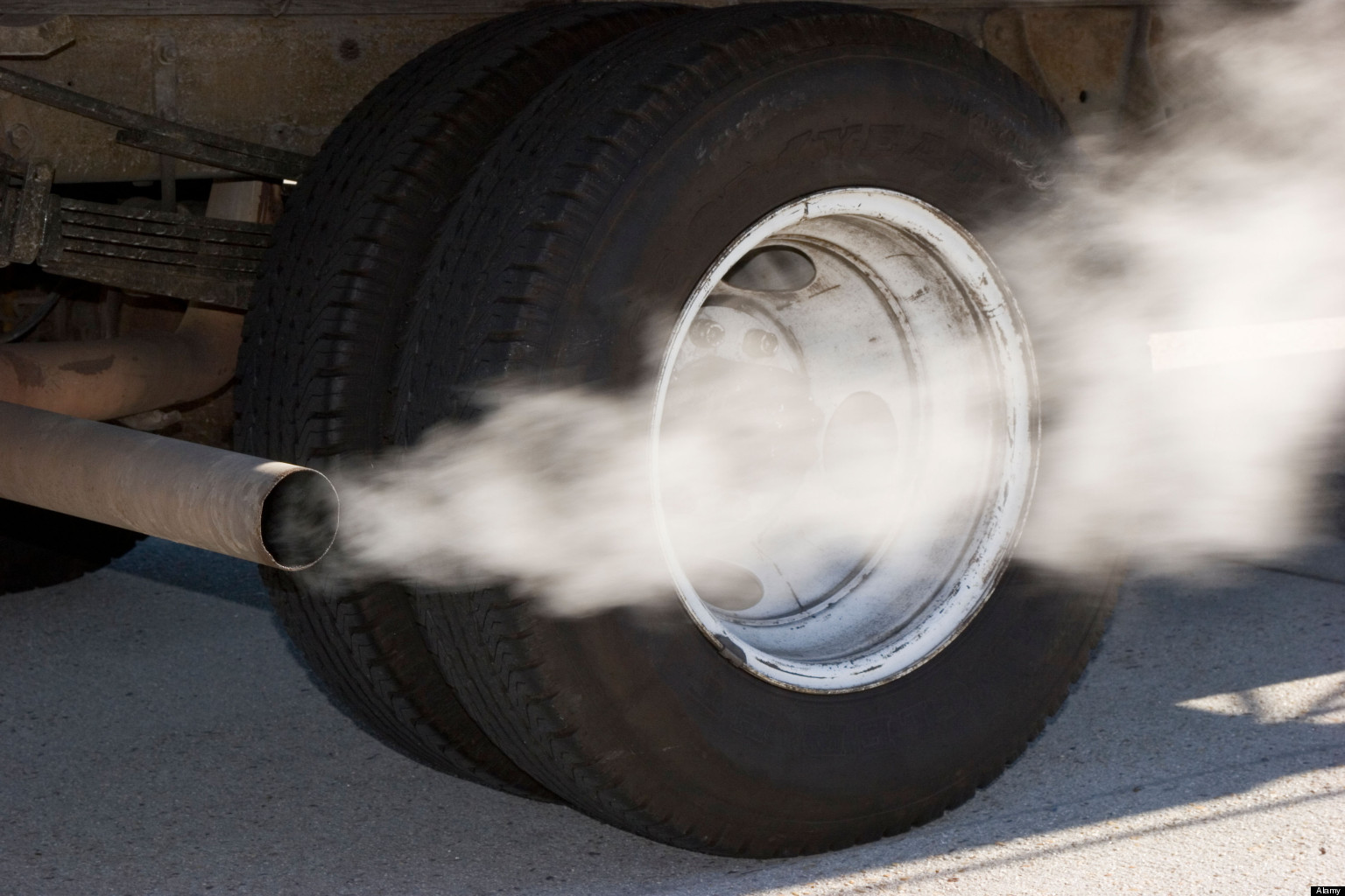 Vehicle emissions affect your cholesterol