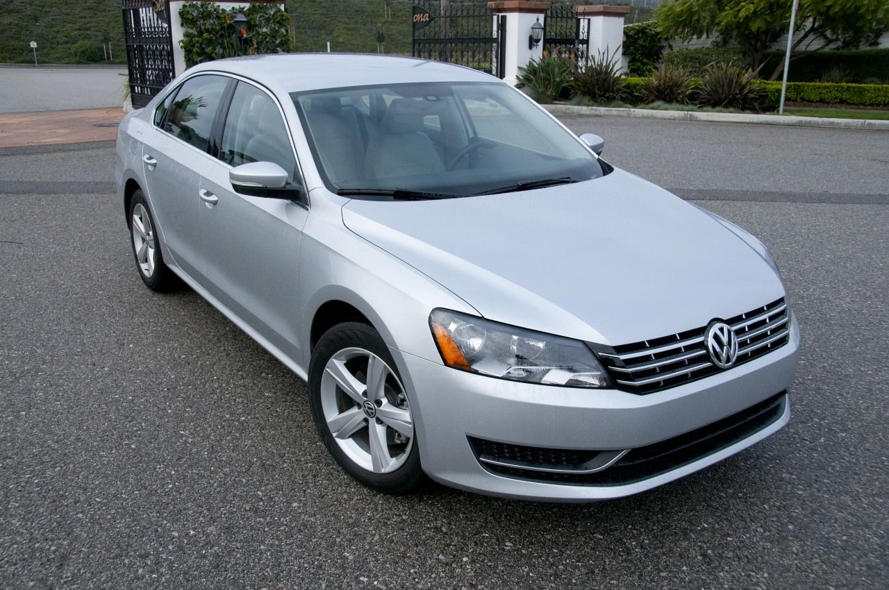 Volkswagen Passat TDI sets World Record