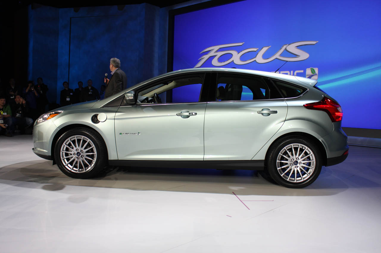 Ford to start producing Focus Electric in Europe