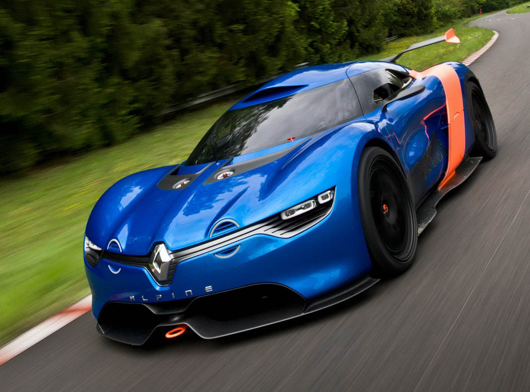 Souvent Renault has big plans for Alpine - Travel Blog JS75