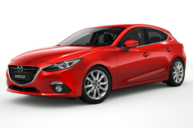 Mazda 3 will be 30 percent more fuel efficient