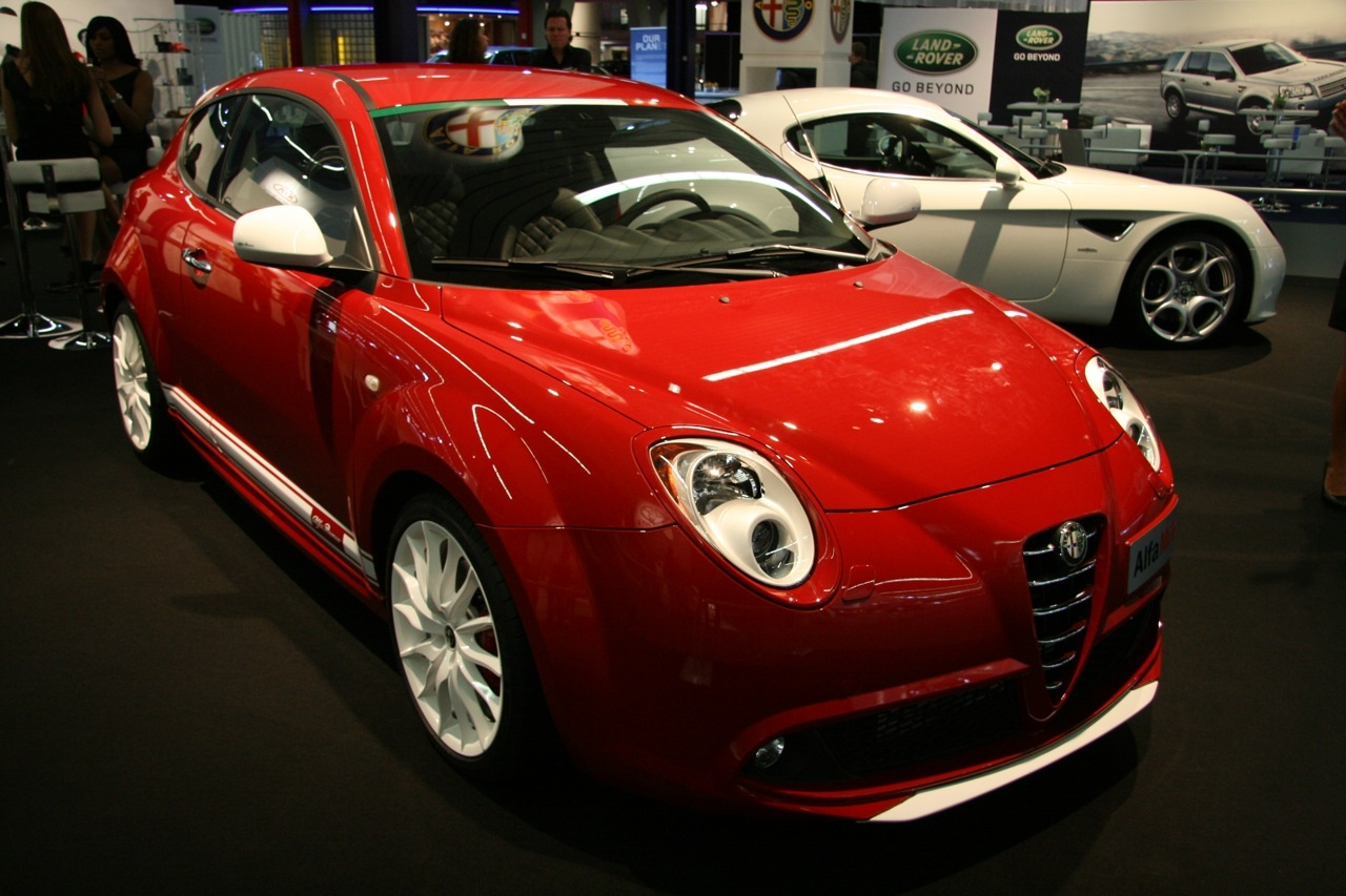 Alfa Romeo returning to rear-wheel-drive