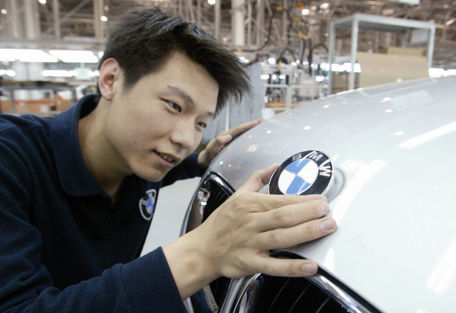 BMW sees a great future in China