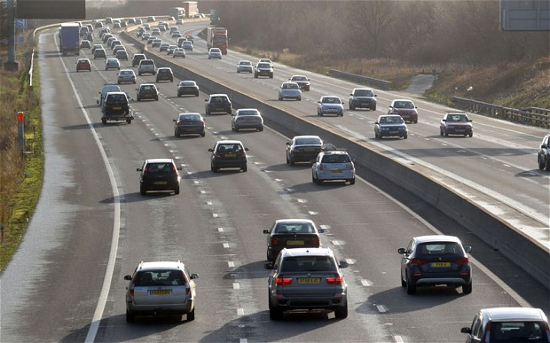 UK plans to tackle congestion with autonomous cars