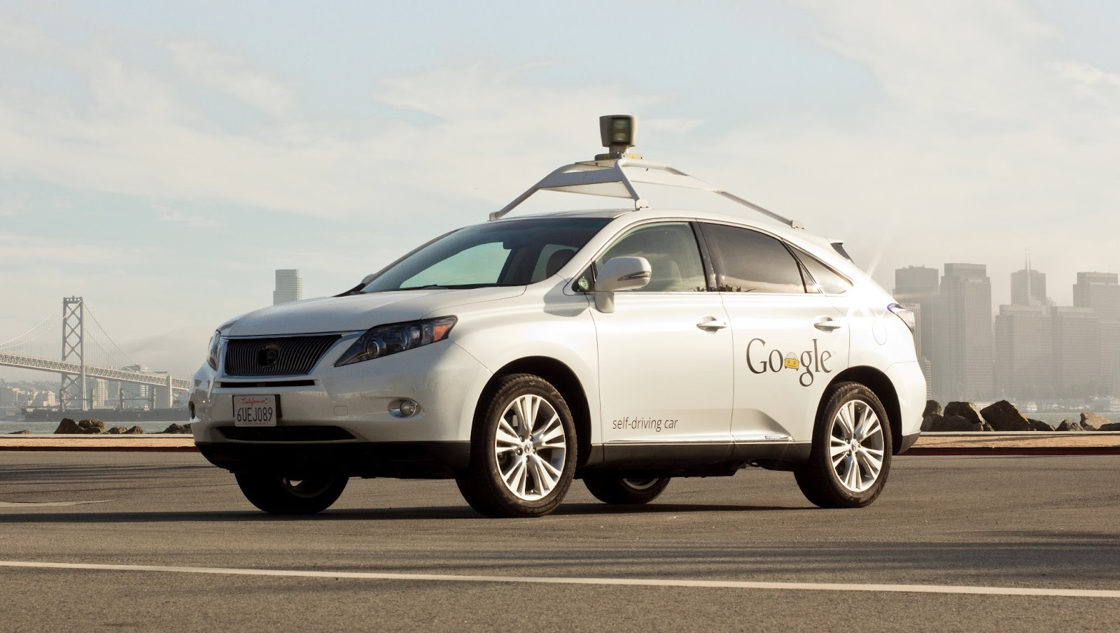 Reports have Google developing own autonomous car