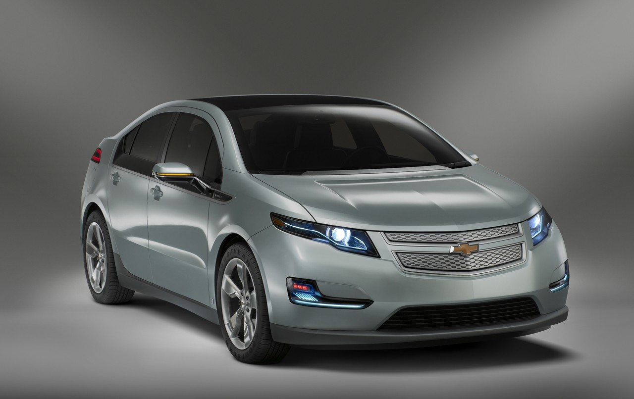 GM working on EV to rival Tesla