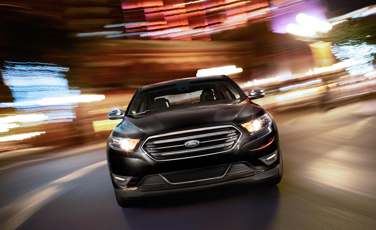 Ford 2.0-litre to power US police cars
