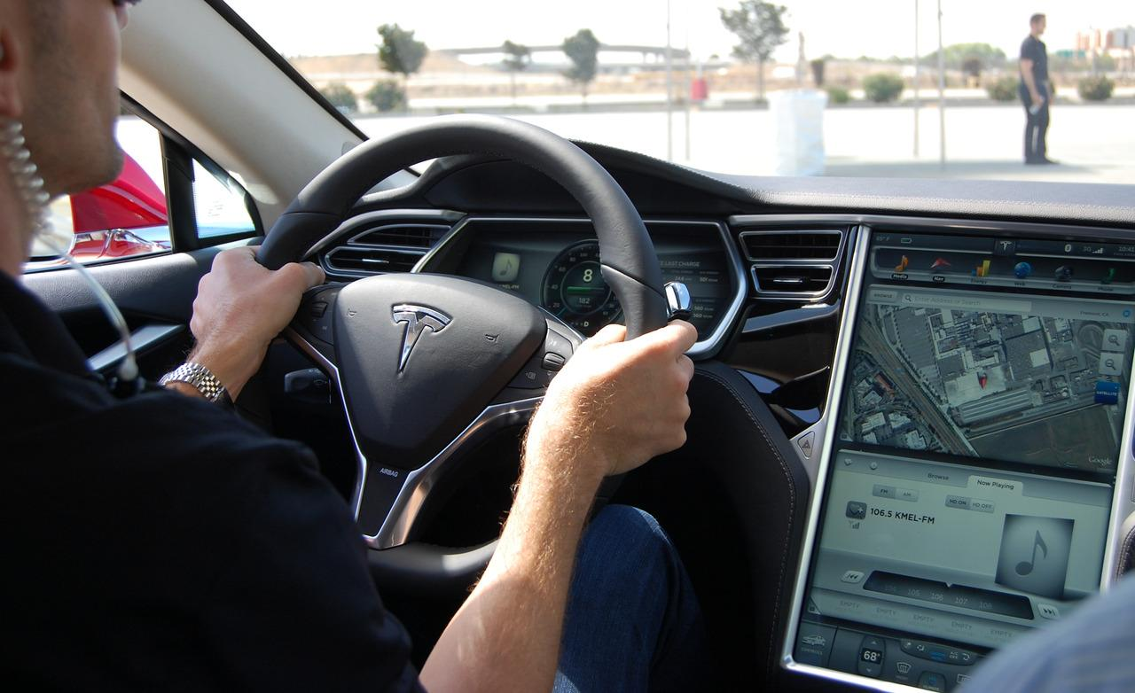 Tesla outselling luxury brands travel blog for Interior tesla model s