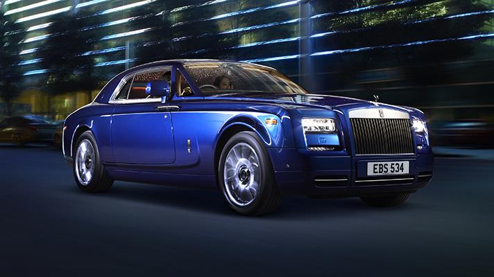 Rolls Royce Celestial Phantom unveiled