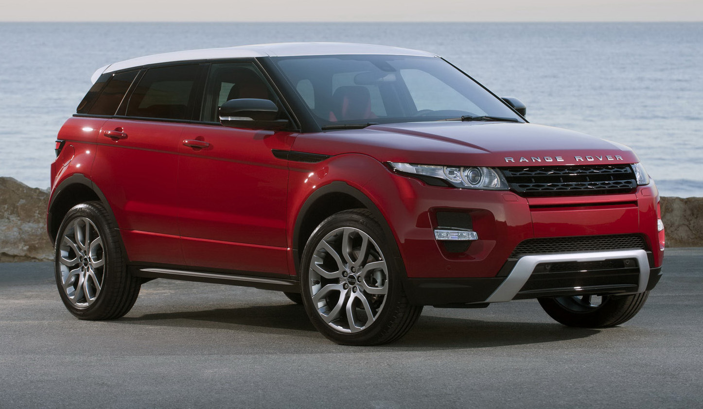Range Rover to use new Jaguar SUV