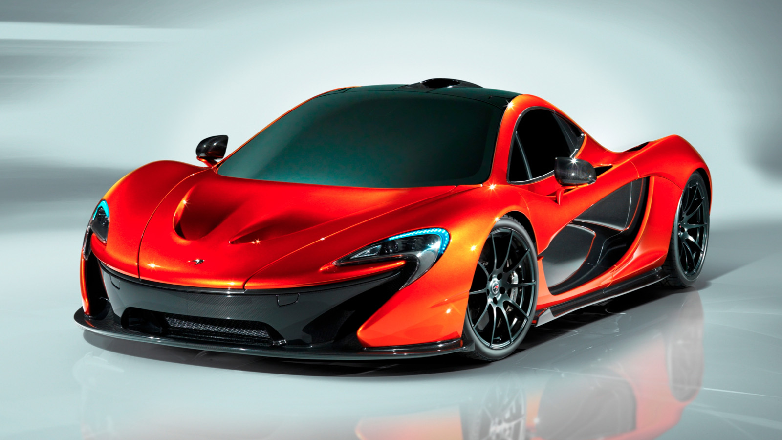 McLaren P1 official figures have high claims