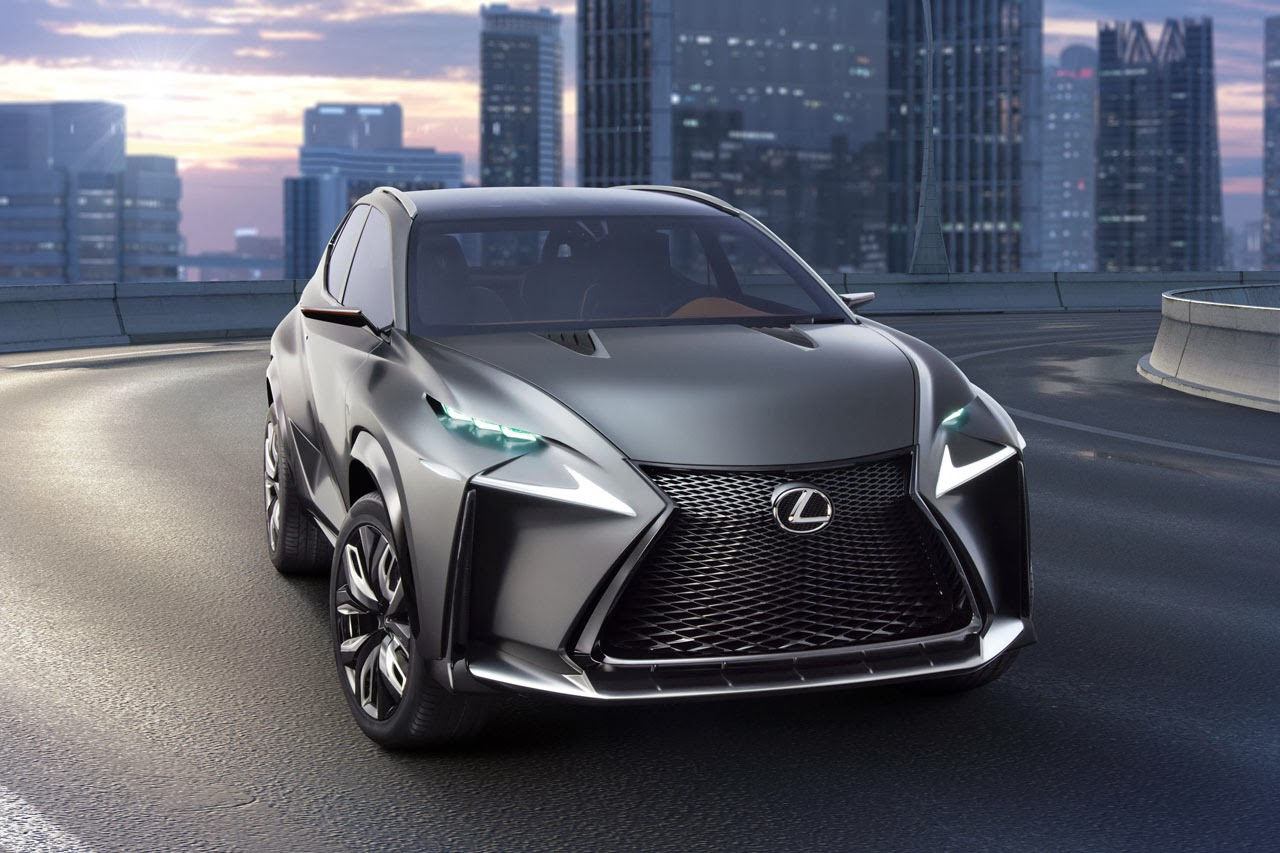Lexus aims to beat BMW at torque