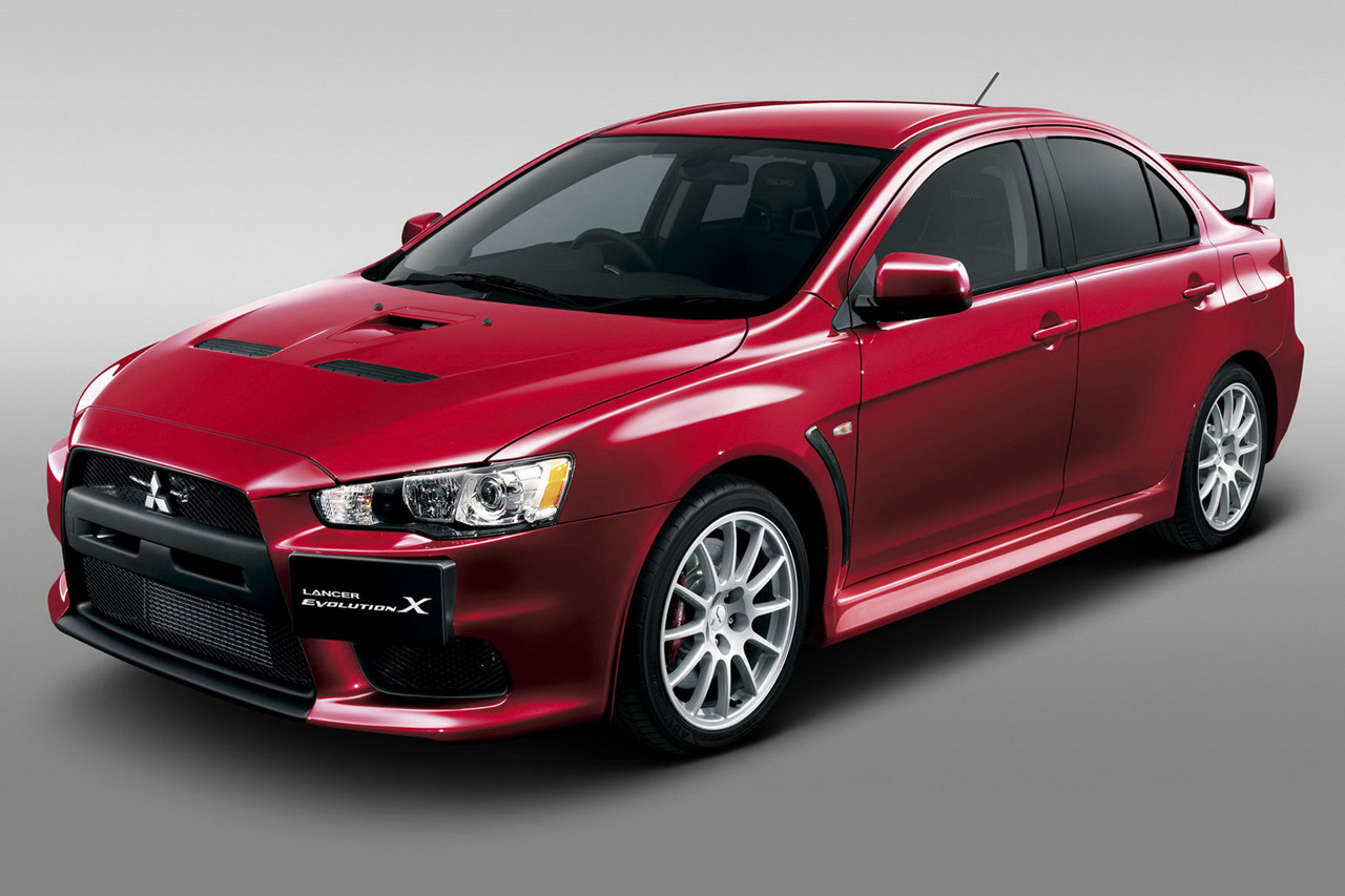 Next Generation Mitsubishi Evolution to be smaller