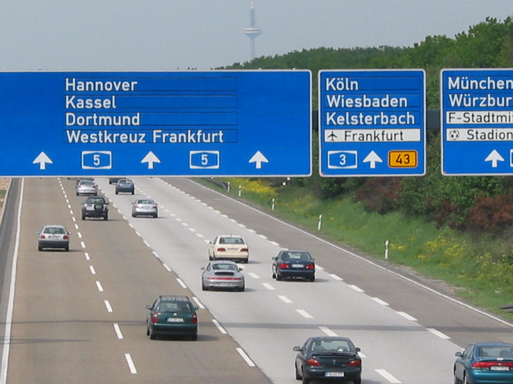 Germany considering to tax foreigners on the autobahn