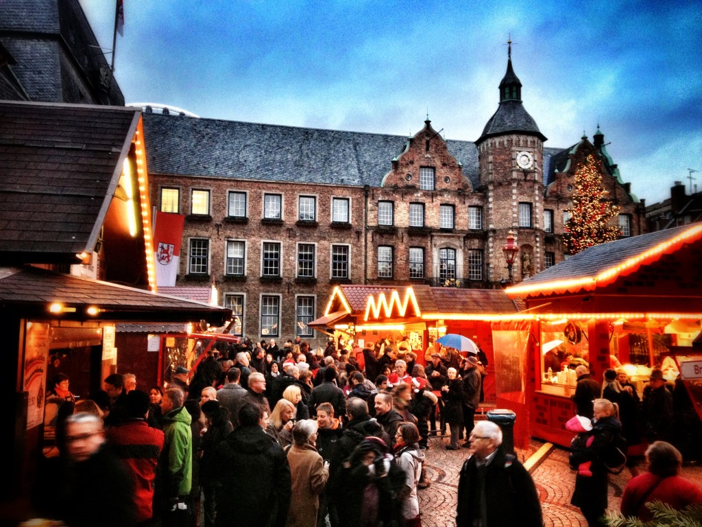 Holiday markets around the world