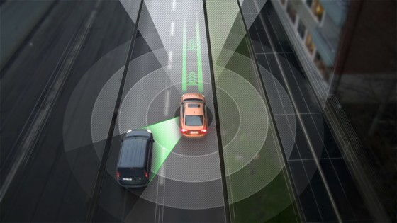 Volvo autonomous driving project will reach public roads by 2017