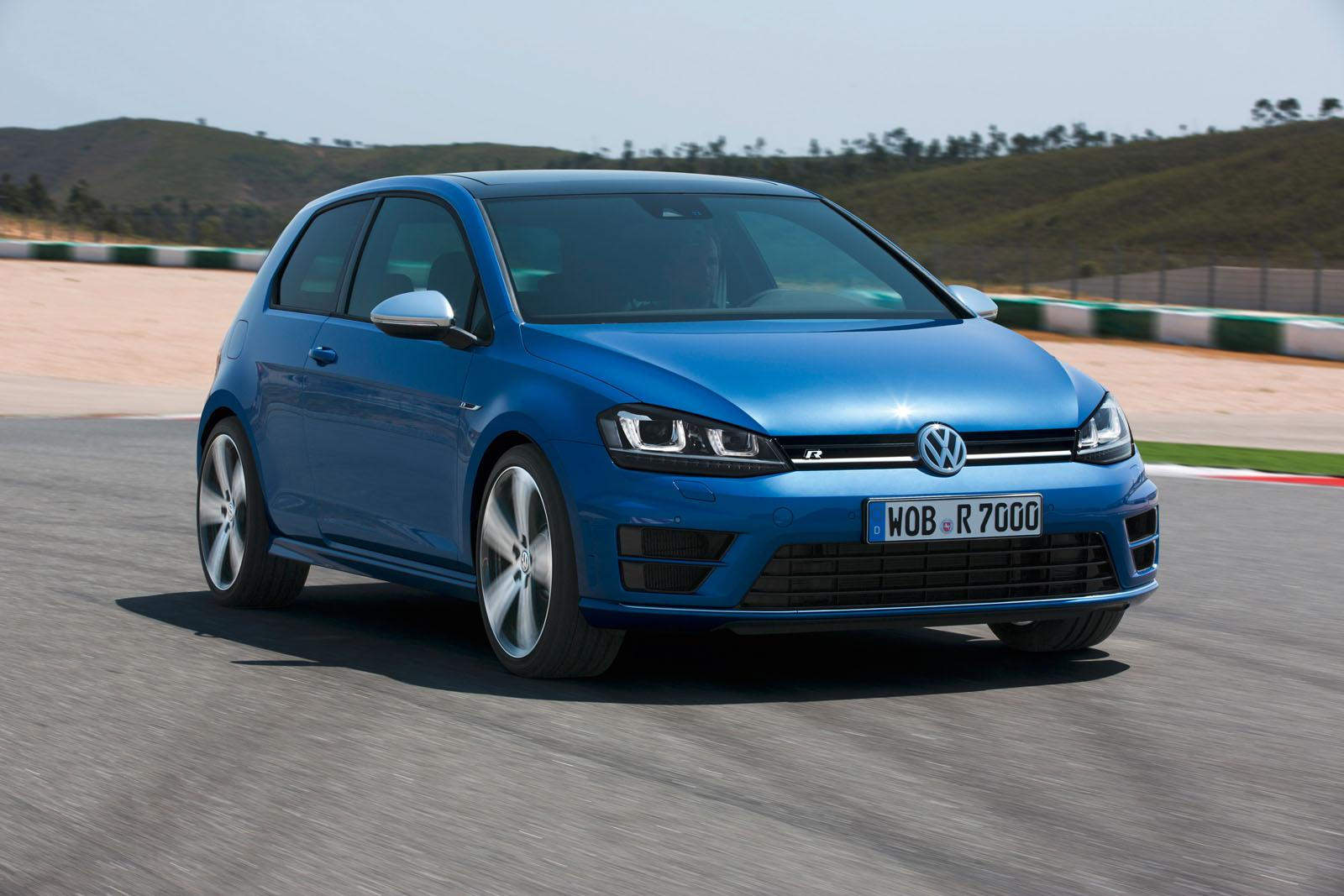 Volkswagen Golf R Evo 275kW concept headed for Beijing